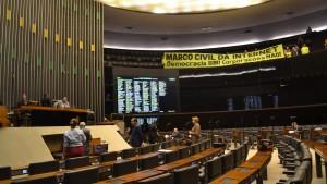 Marco Civil da internet é aprovado na Câmara dos Deputados
