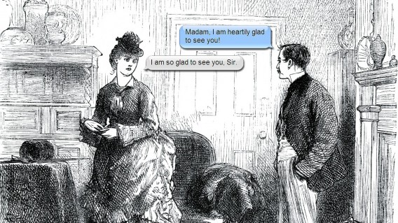 Como ser um cavalheiro no WhatsApp
