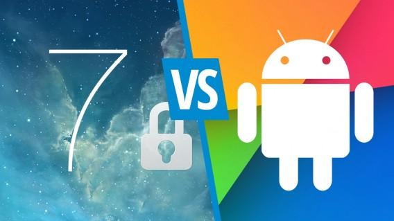 iOS x Android: comparativo de segurança