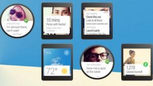 Android Wear: o Google invade também o que você veste