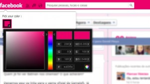 Quer trocar as cores do Facebook? Veja qual a forma mais segura