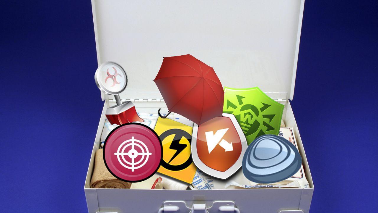 7 antivírus gratuitos e portáveis para criar um kit de segurança informática