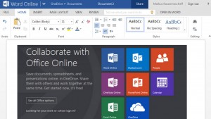 Office Online: versão gratuita do Microsoft Office para navegador