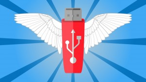 15 ideias para aproveitar o espaço livre do pen drive