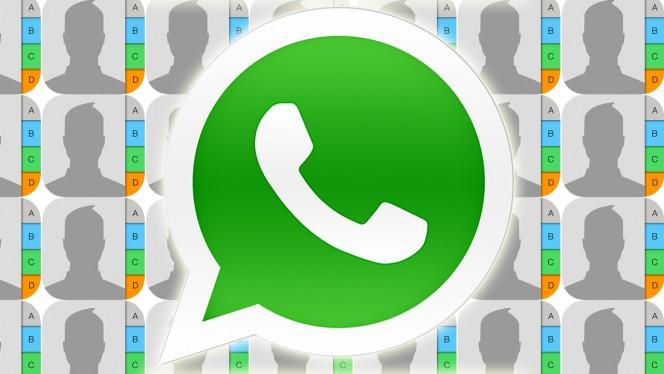 Como remover contatos duplicados no WhatsApp