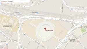 Google Maps incorpora informação de transportes públicos nas cidades-sede da Copa 2014