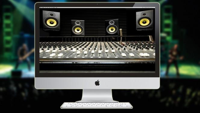 Música no Mac