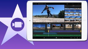 Como editar vídeos no iPad e iPhone com o iMovie