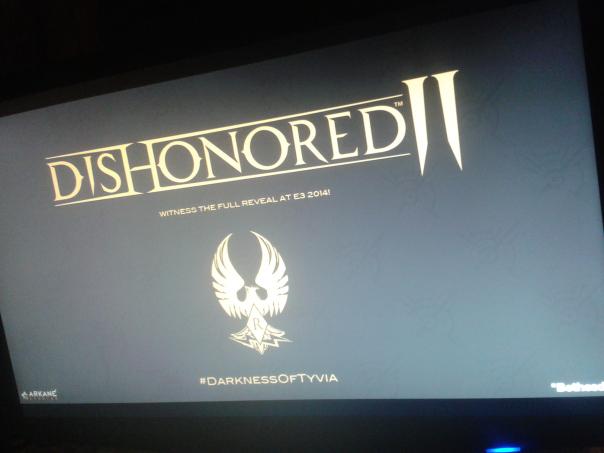 dishonored 2 na próxima E3