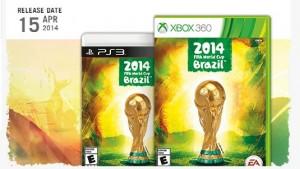 Game oficial da Copa do Mundo tem preço reduzido no Brasil