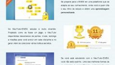 Jogo online permite que estudante se prepare para o ENEM