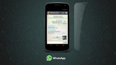 Como mover os chats do WhatsApp para outro celular