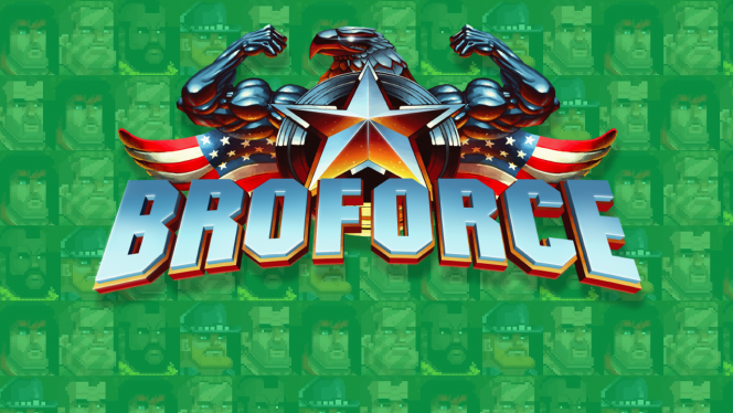 Broforce-Characters