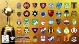 Atualização de PES 2014 inclui Libertadores com times do Brasil. Meio tarde, não?