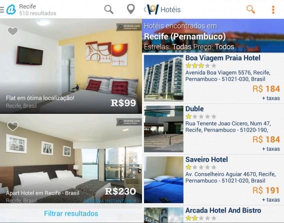 Airbnb e Hotel Urbano encontram hospedagem para todos os gostos e bolsos