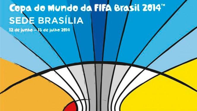 Guia das cidades-sede da Copa do Mundo 2014: Brasília