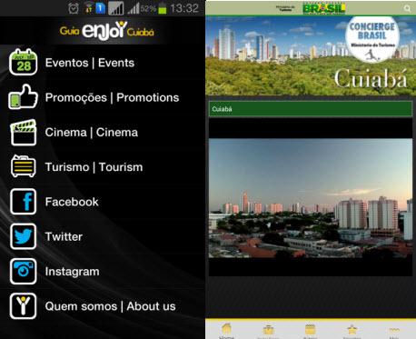 Guia Cuiabá e Concierge indicam lugares para você conhecer