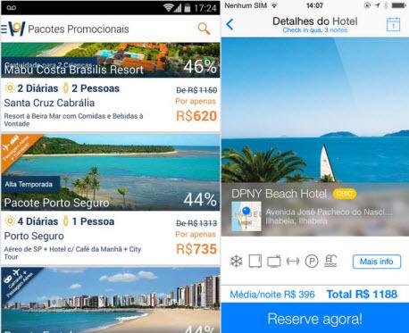 Hotel Urbano e Hotel Hoje ajudam a encontrar bons locais de hospedagem