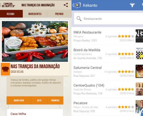 Comida di Buteco e Kekanto mostram os melhores bares e restaurantes de BH