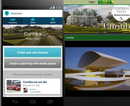 Guia Nativoo e Concierge traçam roteiros personalizados de Curitiba