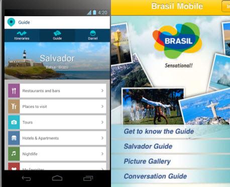 Guia Nativoo Salvador e Brasil Mobile sugerem roteiros personalizados para você conhecer Salvador