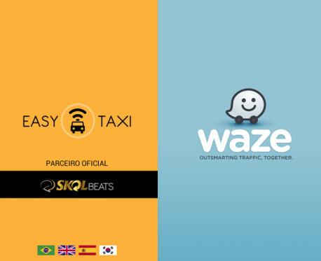 Waze e Easy Taxi facilitam o transporte na capital do Rio Grande do Norte