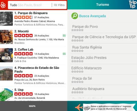 Yelp! e Trip Tip ajudam a descobrir os tesouros ocultos de São Paulo