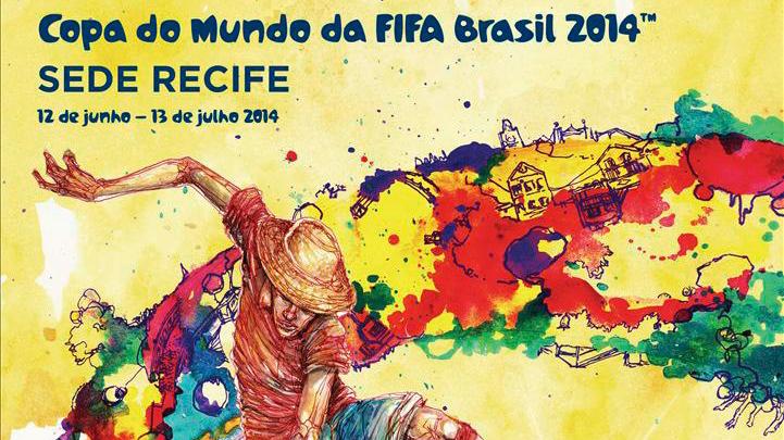 Guia das cidades-sede da Copa do Mundo 2014: Recife