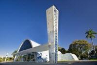 Igreja de São Francisco de Assis - Belo Horizonte - Minas Gerais (Crédito: Visit Brasil)