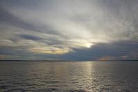 Por do Sol em Manaus, Amazonas (Crédito: Visit Brasil)