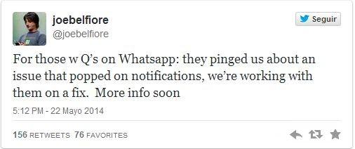 """saber sobre o """"desaparecimento"""" do WhatsApp no Windows Phone"""