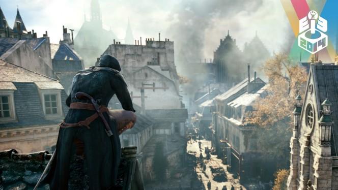 E3 2014: Assassin's Creed Unity é a verdadeira revolução da Ubisoft?