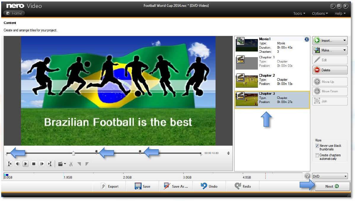 Como gravar o seu DVD com os melhor momentos da Copa do Mundo