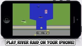O clássico River Raid ganha versão para iPhones. E de graça!
