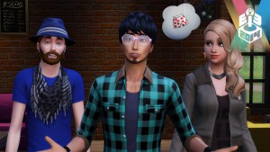 E3 2014: os Sims 4 estão mais sentimentais