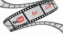 Aplicativos online para converter vídeos do YouTube em divertidos GIFs