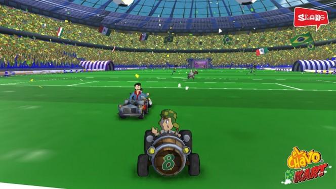 Game do Chaves ao estilo Mario Kart chega para Xbox 360 e PlayStation 3