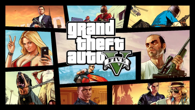 GTA V para PC, PS4 e Xbox One