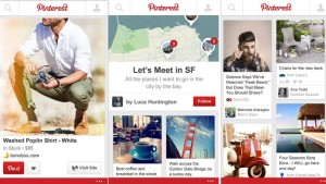 Pinterest (finalmente) chega ao Windows Phone