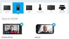 Nova versão do Skype para o Windows Phone 8.1 aceita comandos via Cortana