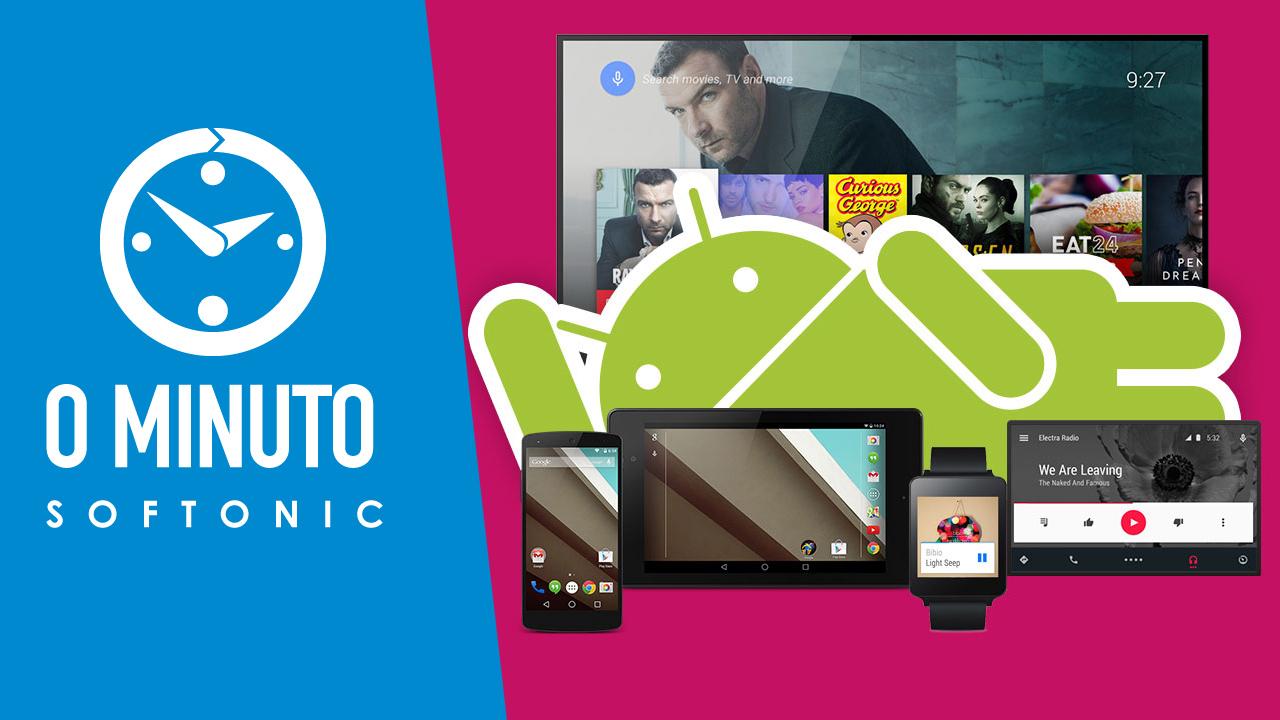 Skype, PES 2015, Android L e Google no Minuto Softonic desta semana
