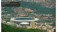 Google Maps coloca você dentro dos estádios da Copa do Mundo