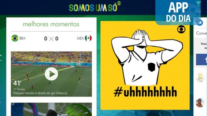 App do dia: Globo, um exemplo de interação entre TV e celular