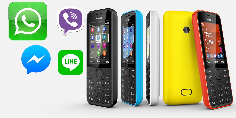 WhatsApp e outras alternativas para mandar mensagens no celular Java