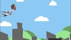Episódio de aeroporto construído em terreno da família de Aécio Neves vira game estilo Flappy Bird