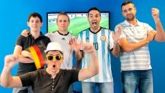 Dá Alemanha ou Argentina na final da Copa no Brasil? Confira a simulação da partida no FIFA 14