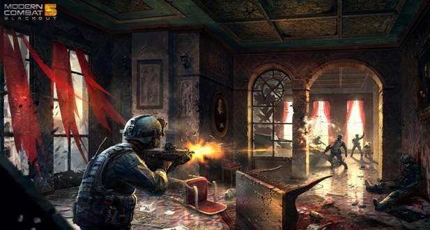 Modern Combat 5 traz novos recursos multiplayer