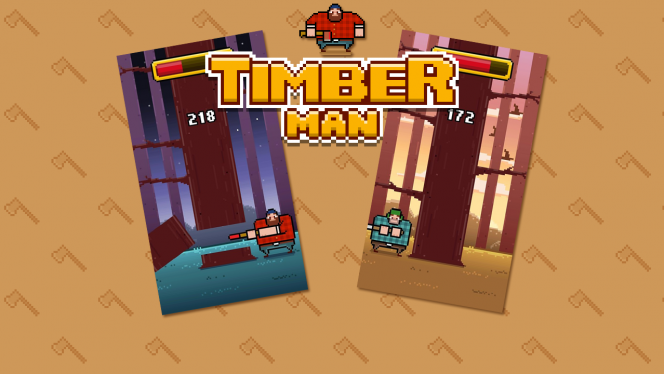Timberman-tips