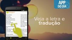 App do Dia: Letras.mus.br (ou o fim do lá-lá-lá)