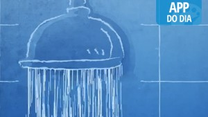 App do dia: Fake Shower, o chuveiro para situações embaraçosas